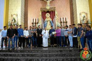 ofrenda del recreativo de Huelva a la Victoria (1)