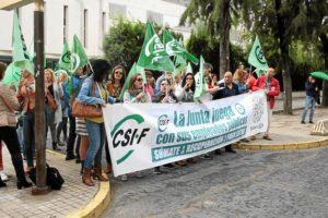 protesta del csif en huelva (1)