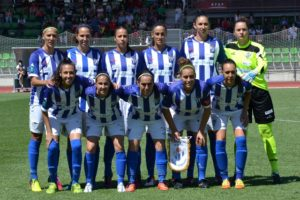 Cajasol Sporting-Atlético de Madrid de Copa de la Reina.