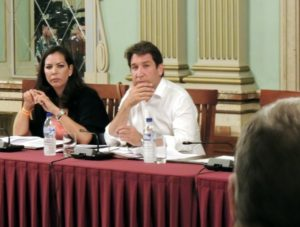 Ruperto Gallardo, portavoz de Ciudadanos en el Ayuntamiento de Huelva.