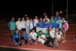 Escuela Municipal de atletismo Ciudad de Lepe.