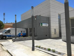Centro de Salud Cumbres Mayores