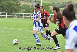 Real Sociedad-Fundación Cajasol Sporting.