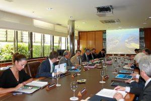 Consejo Administracion Puerto de Huelva 29junio16