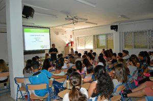 Curso riesgos de internet Huelva