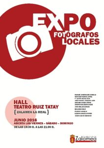 EXPO FOTOS JUNIO ZALAMEA