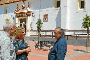 Embellecimiento iglesia San Juan del Puerto (2)