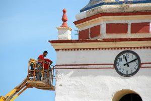 Embellecimiento iglesia San Juan del Puerto (3)