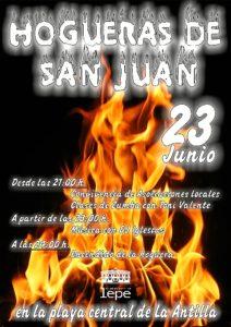 Hogueras San Juan 2016
