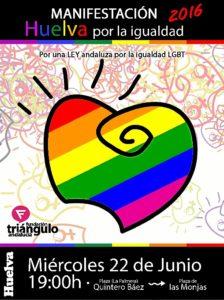 Igualdad LGBT Huelva