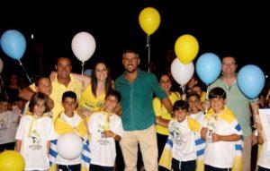 Ceremonia de la Isla Cristina Cup 16.