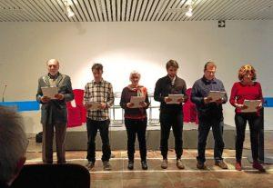 Lectura dramatizada de la obra Autos (road play), ganadora del VI Premio, a cargo del Aula de Dramaturgia Jesús Domínguez.