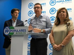 PP Huelva mariscadores