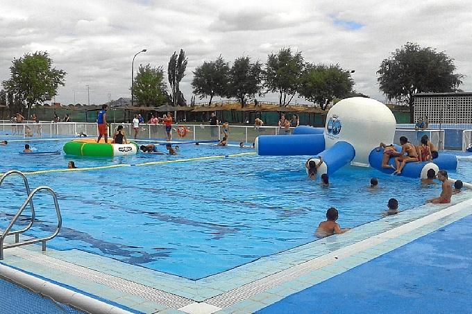 La piscina de verano de san juan abre sus puertas este viernes for Piscinas de san juan