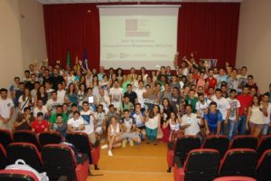 Clausura de las Escuelas Deportivas Universitarias.
