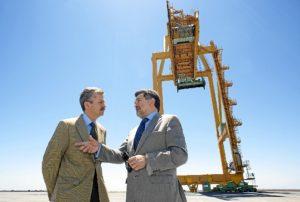 Presidente Puerto de Huelva y Consejero de Economia de ExtremaduraII