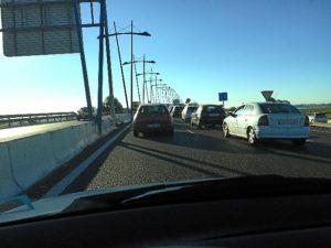 Puente atasco