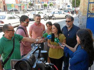 Unidos Podemos infraestructuras Huelva