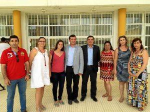Visita Colegio Rociana