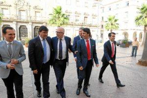 Visita empleo Huelva