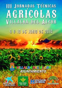 cartel jornadas agricolas