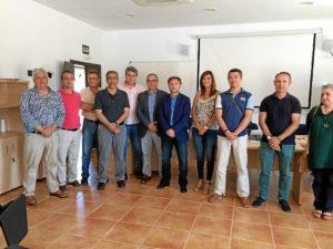 encuentro trabajadores Infoca Cabezudos 02