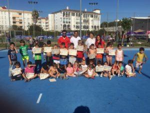 Escuelas Deportivas Municipales de El Portil.