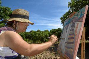 pintura aire libre en Ayamonte (4)