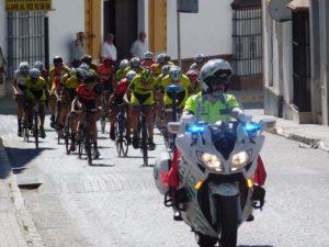 Campeonato de Andalucía de ciclismo cadete.