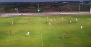 Cartaya-Recreativo de pretemporada.