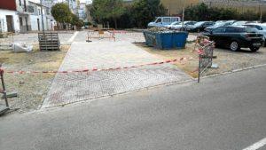 30.7.16 Crear acceso para vehiculos de emergencias Calle Las Delgadas (2)