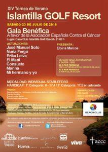 Cartel Gala AECC