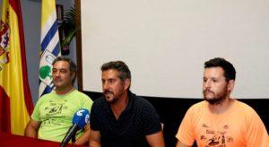 Presentación del IV Torneo de pesca en kayak en Isla Cristina.
