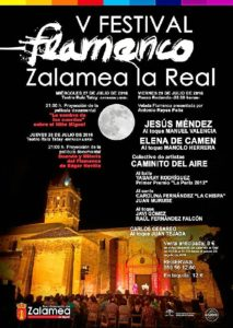 Festival Flamenco Zalamea (1)