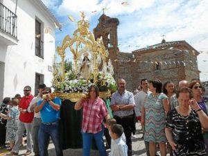 Fiestas de la Alcaldesa Puerto Moral