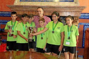 Olimpiada escolar La Palma