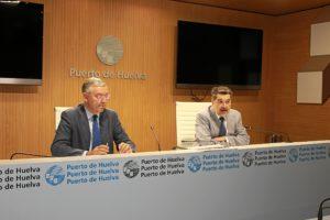 Rueda de prensa balance Puerto de Huelva1