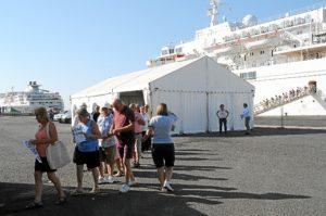 Thomson Spirit Puerto de HuelvaII9julio16