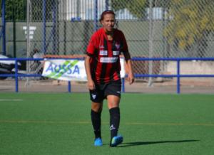 Cinta, jugadora del Cajasol Sporting.