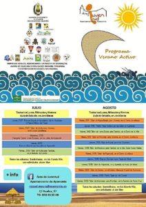 programa area juventud