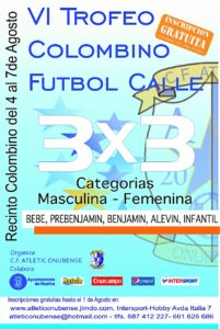 trofeo colombino 3x3 2016