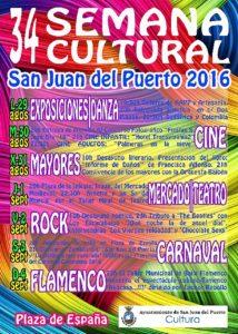 160824_2 Cartel 34 Semana Cultural_San Juan del Puerto