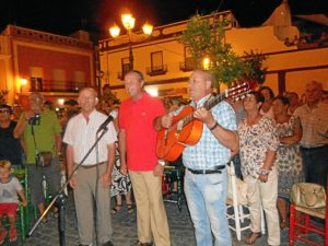 Aires del Sur salve Isla Cristina (1)