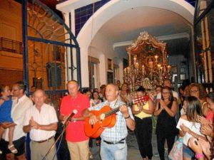 Aires del Sur salve Isla Cristina (2)
