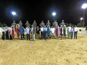 II Concurso Nacional B de Doma Vaquera,