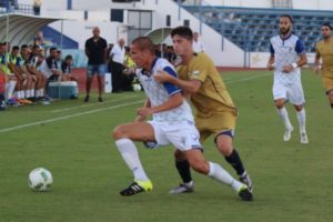 Marbella-Recreativo. (Javier del Camps)