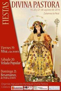 Fiestas Divina Pastora Zalamea