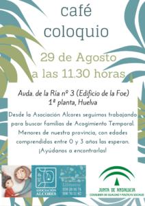 Huelva Agosto