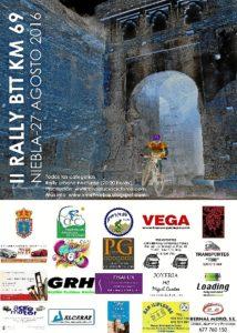 II Rally BTT Km. 69 Niebla
