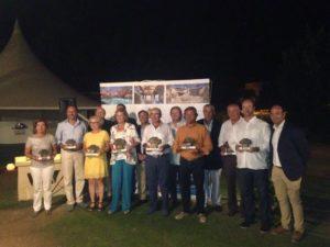 Torneo Aniversario de golf en Islantilla.